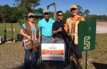 5th annual young guns sporting clays shoot