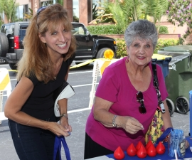 blood-drive-registration-Pati-Hall-and-Jo-Cooper[1]