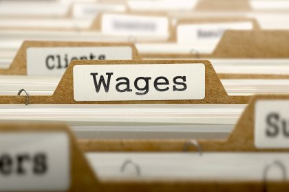 car accident lost wages